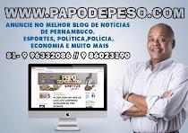PAPO DE PESO COM PEDRO LUIZ