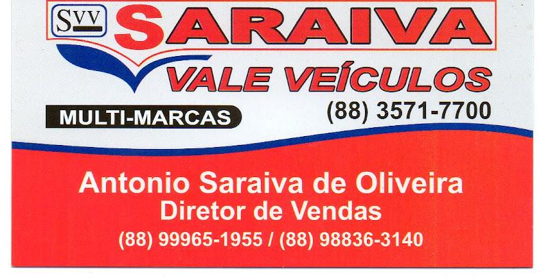 SARAIVA VALE VEICULOS MULTIMARCAS!