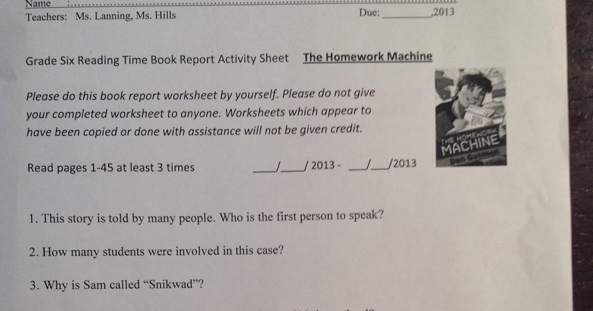 4 homework