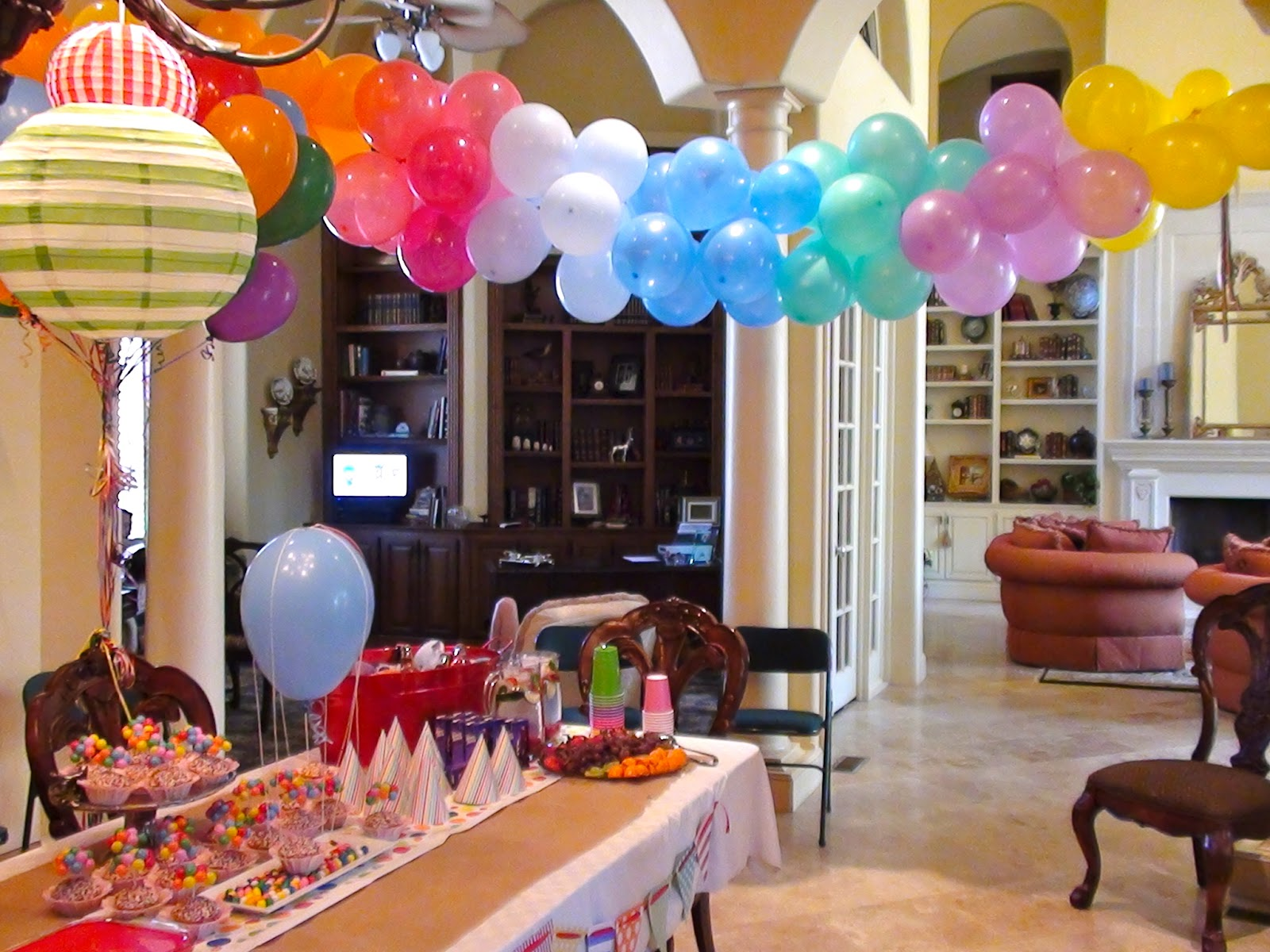 That's Life Kid!: Balloon Party For Elle Belle