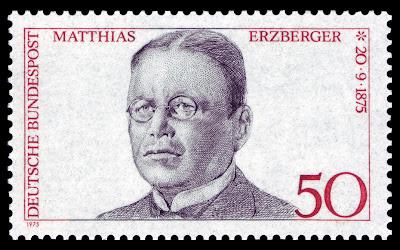Matthias Erzberger.