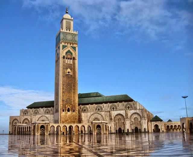 Hassan II - Casablanca, Marrocos, Morocco