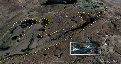Dry Falls - Niagara Falls Comparison.