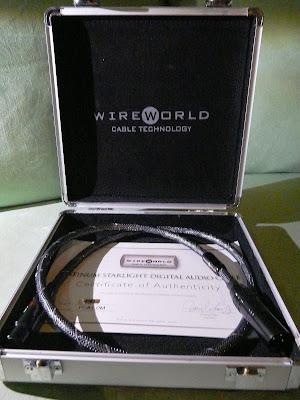 Wireworld Starlight Platinum AES/EBU Digital Cable