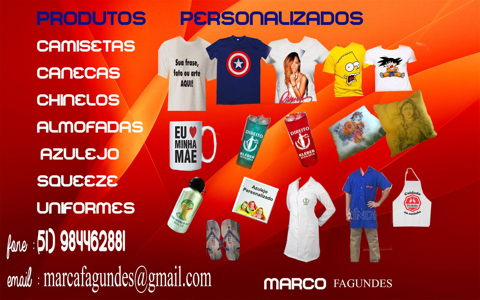 Flayer Produtos