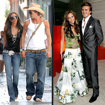 Victoria Beckham Fashion Line on David And Victoria Beckham  David Becham   Victoria Beckham Fashion