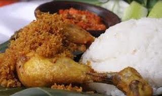 Resep Masakan Bacem Ayam Serundeng