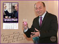 Funny photo Traian Basescu No Basescu Day
