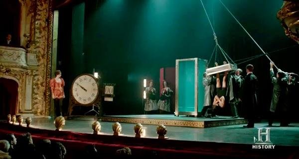 Imagen de Houdini 1x01