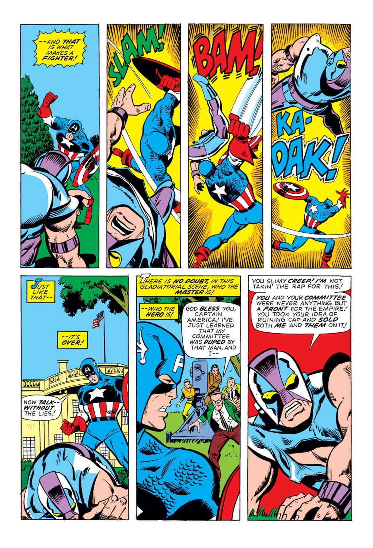 Captain America (1968) Issue #175 #89 - English 17