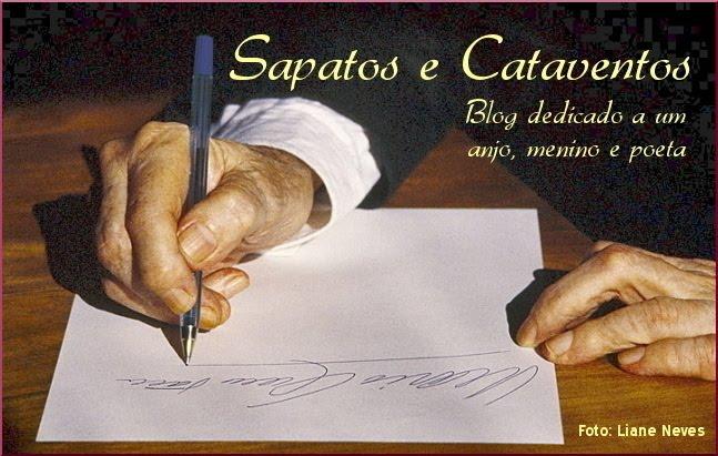 MARIO QUINTANA: SAPATOS E CATAVENTOS
