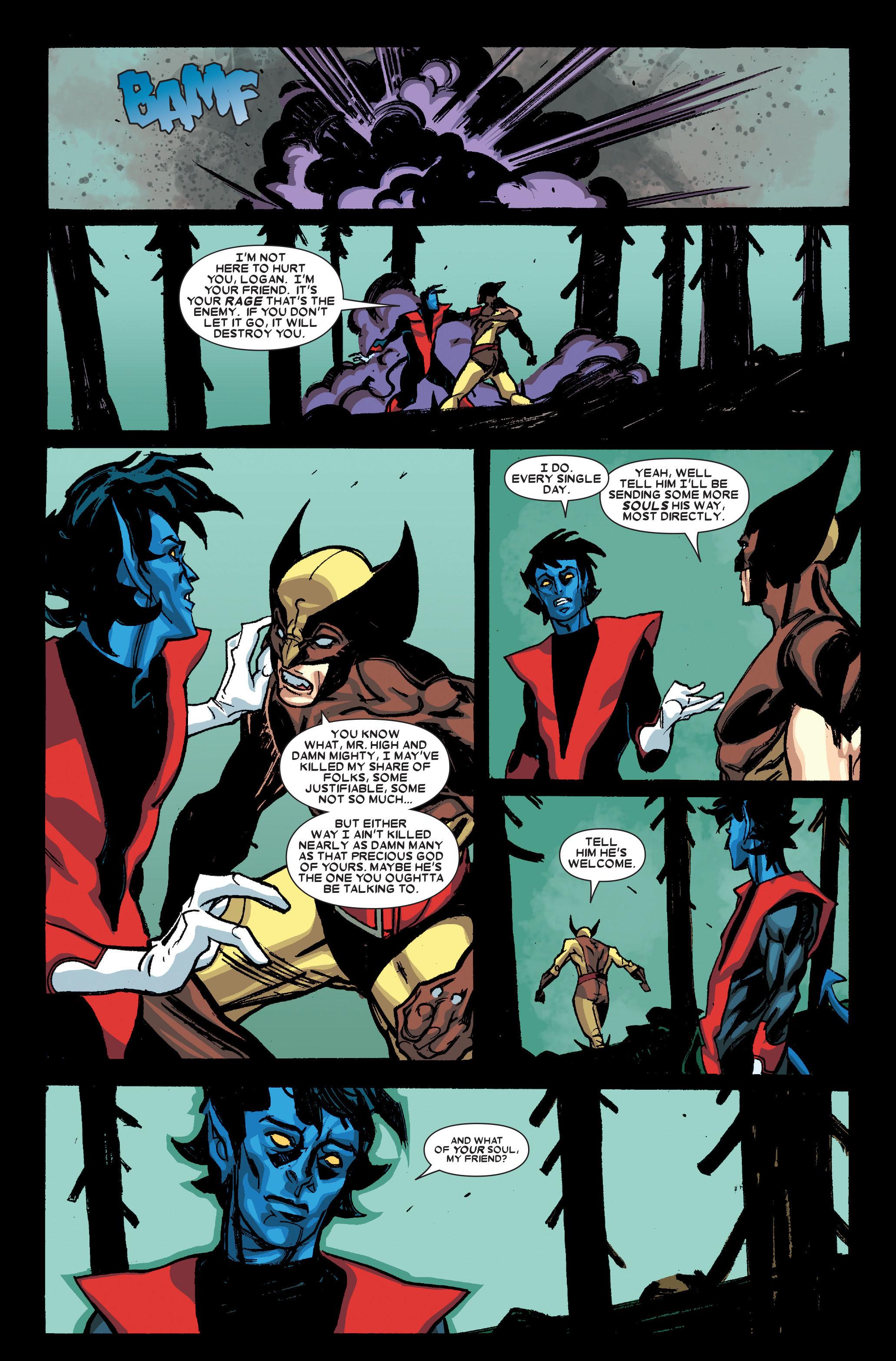 Wolverine: Weapon X #16 #16 - English 14