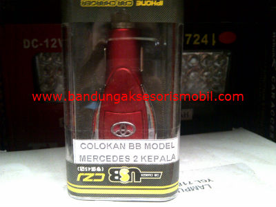 COLOKAN BB MODEL MERCEDES 2 KEPALA