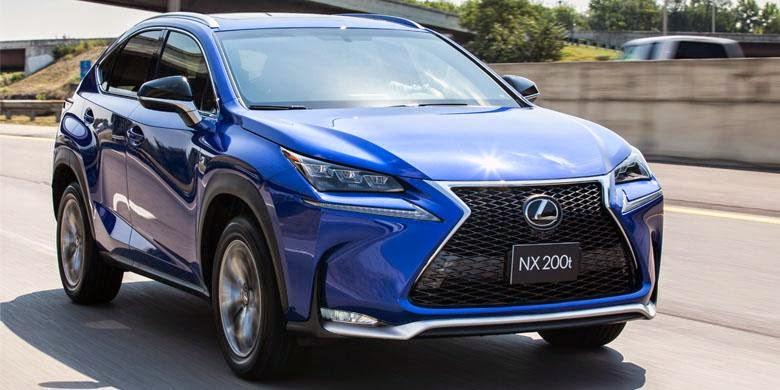 Lexus Siapkan SUV Murah Untuk Pasar Indonesia
