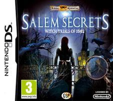 Hidden Mysteries Salem Secrets   Nintendo DS