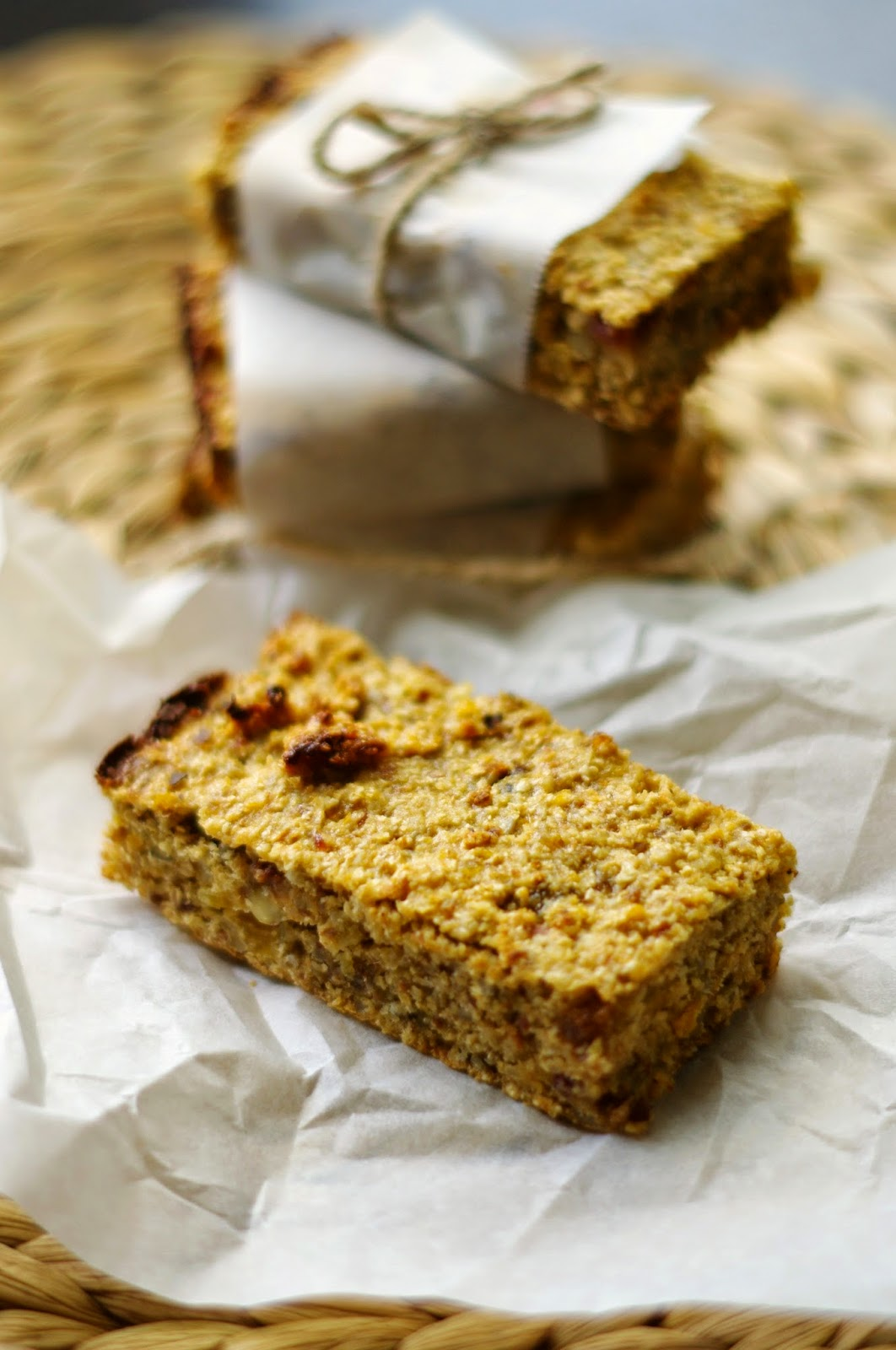 Fruit and Oat Bar lunch box ideas