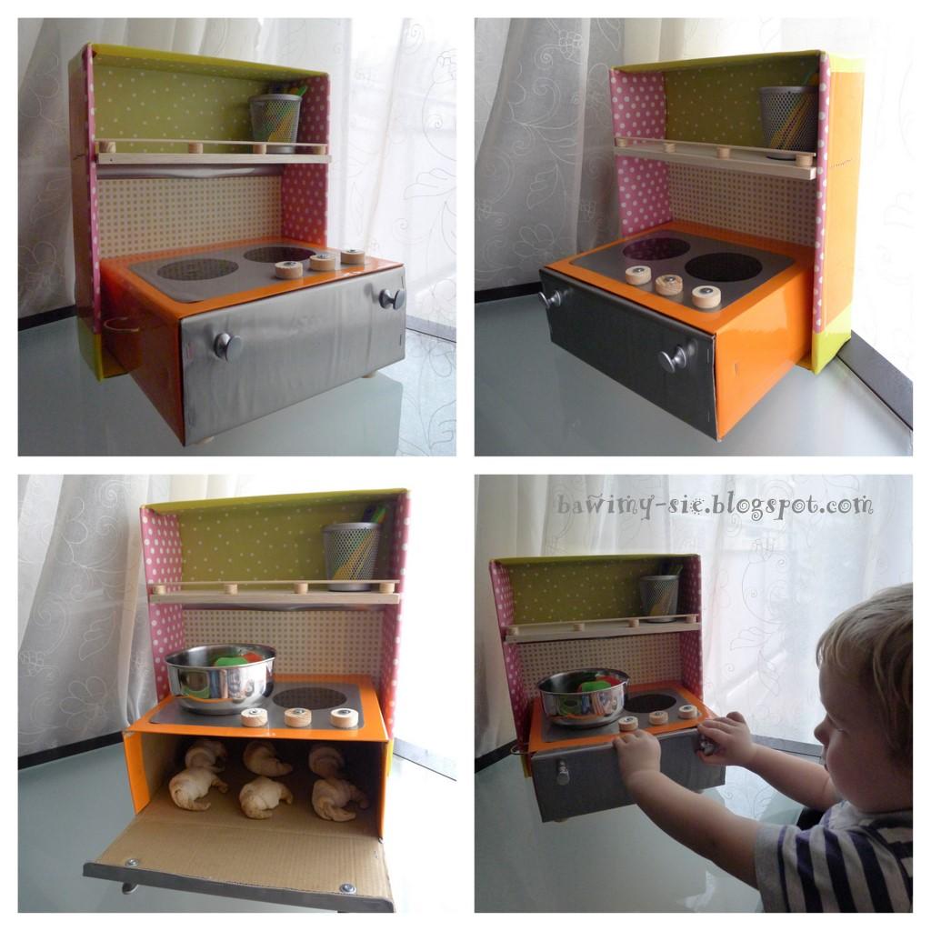 A tak się bawimy Projekt  kuchnia dla dzieci -> Drewniana Kuchnia Dla Dzieci Jak Zrobic