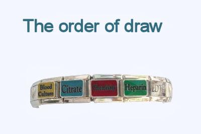 Phlebotomy Bracelet The Order Of Draw