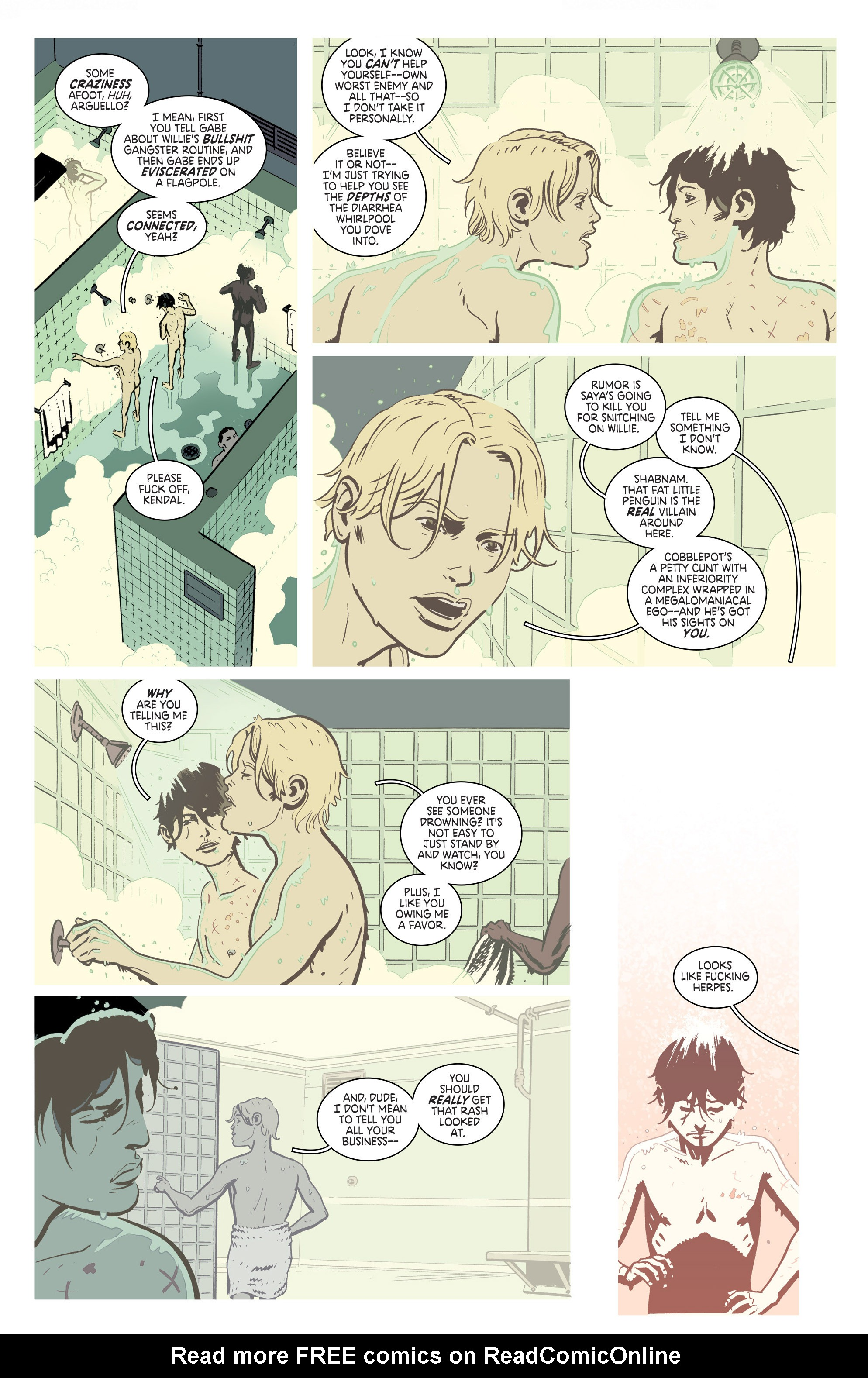 Read online Deadly Class comic -  Issue # _TPB 3 - 91