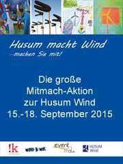 Husum macht Wind - Machen Sie mit!