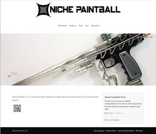 www.nichepaintball.com