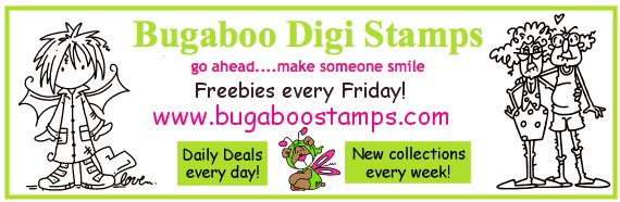 Boogaboo Stamps