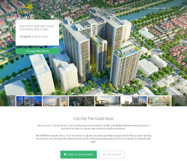 Thiết kế website bất động sản bằng wordpress, thiet ke website bang wordpress