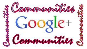 Setting up G+ communities