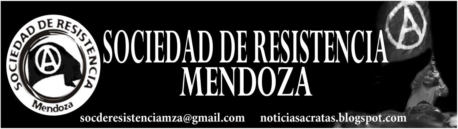 Sociedad de Resistencia Mendoza