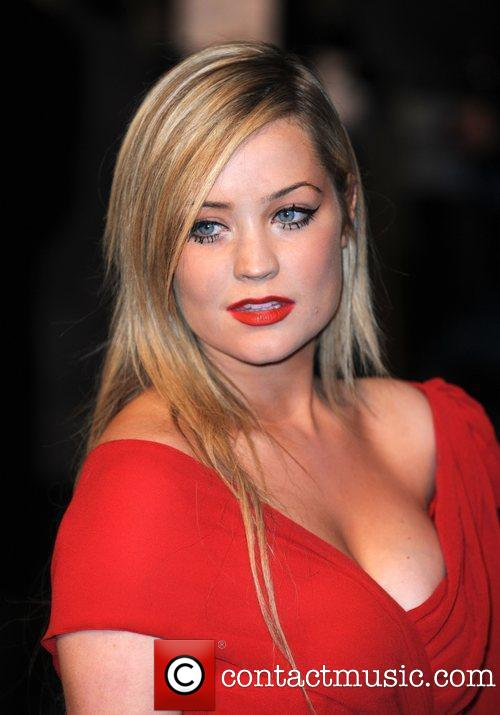 Laura Whitmore Cleavage