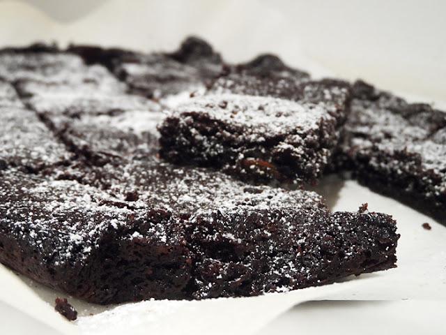 brownie alle bacche di goji