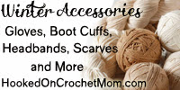 Hooked On Crochet Mom