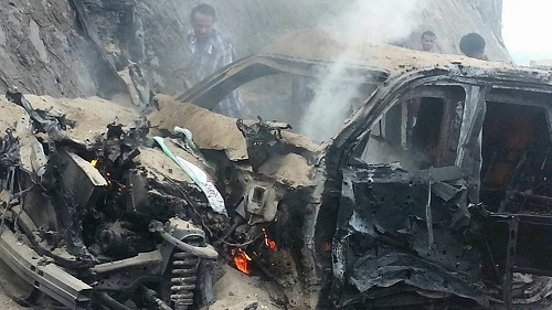 Yemen's Aden Governor Killed In Bomb Blast, As ISIL Says They Are Responsible