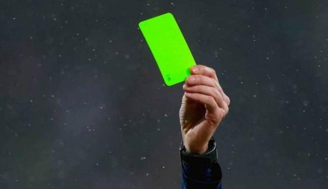 Sepak Bola Italia Segera Rilis Kartu Hijau Dalam Sebuah Pertandingan
