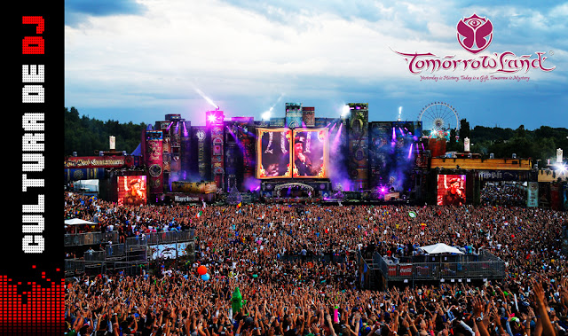 Line Up Tomorrowland 2013