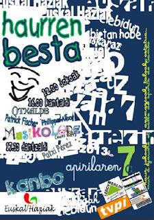 Haurren Besta / Fête des enfants 2013 CAMBO-LES-BAINS