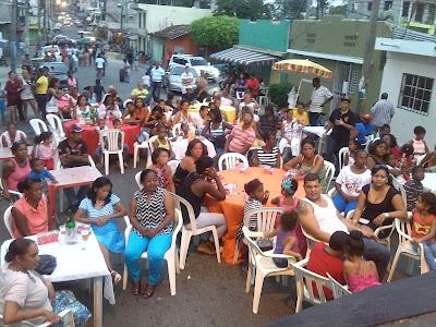 evento dia de las madres asociacion cadena de mujeres