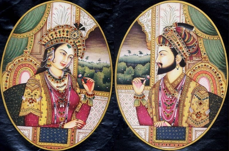 "Shah Jahan, Mumtaz Mahal, ""Pawi Tron"", Hansen, Okres ochronny na czarownice, Carmaniola"