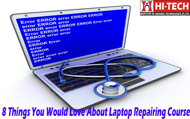 Laptop Training Course in Delhi