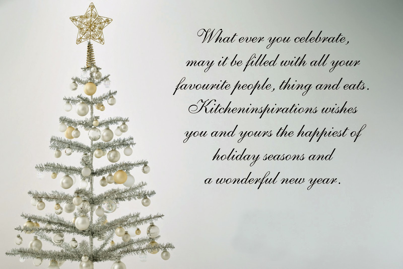 Christmas Tree Quotes Inspirational : Silver Christmas Tree Quotes