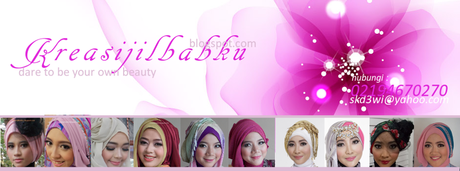 Make up Natural dan Stylist Cantik Jilbab Muslimah,Make up Artist Bekasi