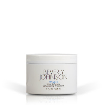 Beverly Johnson Work It Ultra Softening Conditioning Treatment Review