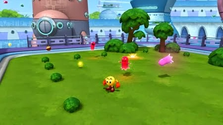 Download Pac Man And The Ghostly Adventures 2013 Full PC Game