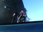 Scorpions, 9 iunie 2011, Dynamite, Pawel Maciwoda si Rudolf Schenker