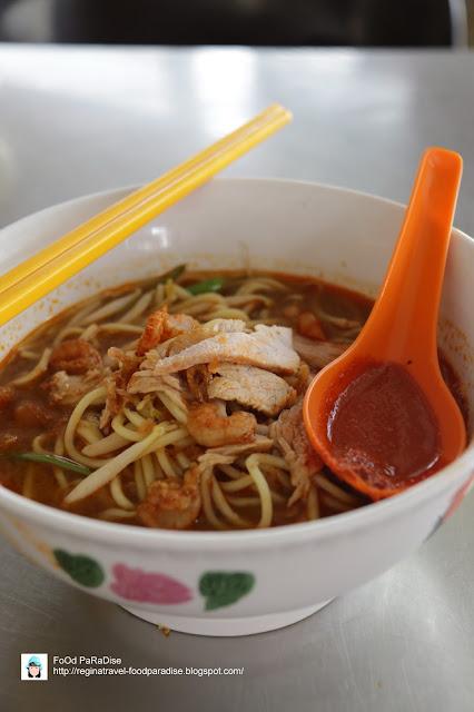 Hokkien Mee and Pan Mee @ Lebuh Carnarvon, Penang.