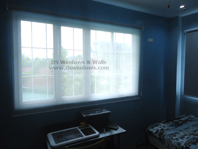 Sunscreen Roller Blinds for Bedroom - Greenwood, Taytay Rizal