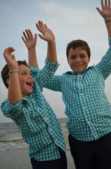 Nathan & Brady