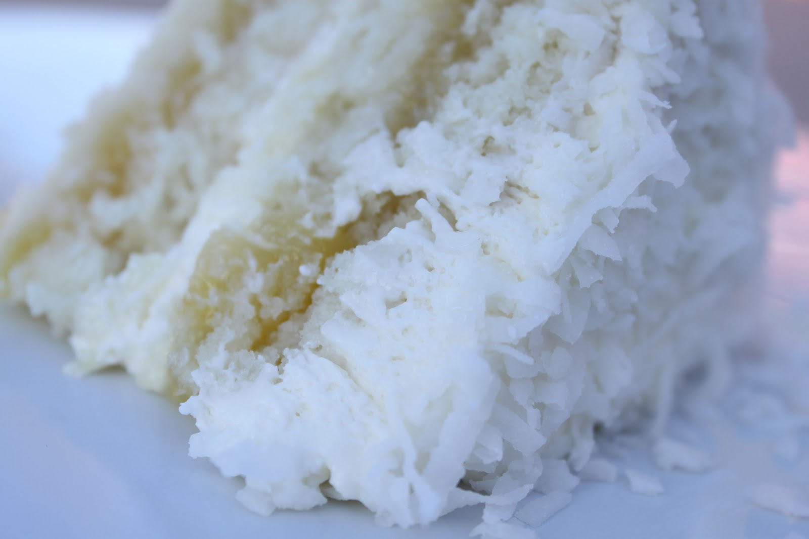 Bountiful Kitchen: 2011 Utah State Fair Winner: Pina Colada Cake
