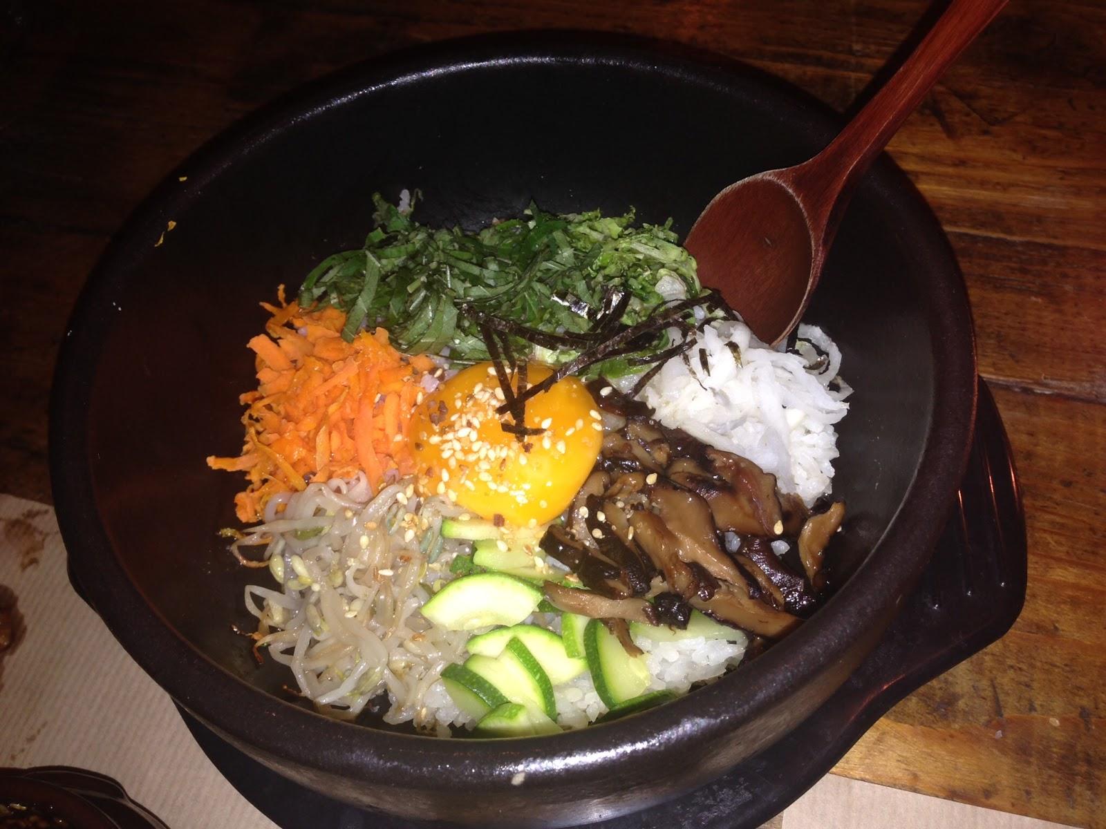 Koryo for some authentic korean cuisine belle barcelone for Authentic korean cuisine