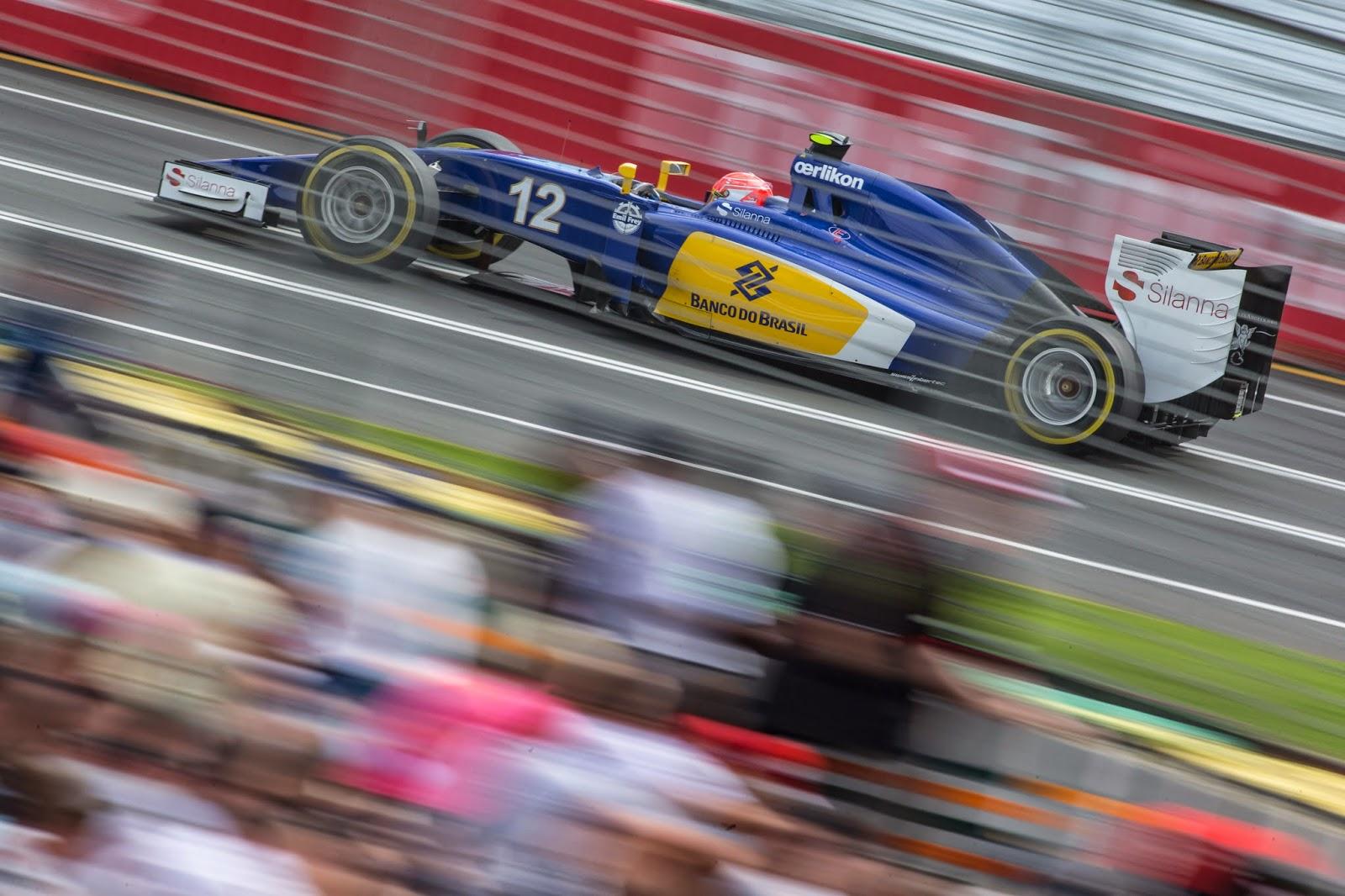 Equipes de Formula 1  - Sauber - itcracing.blogspot.com